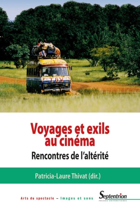 Voyages exils au cinéma Couverture